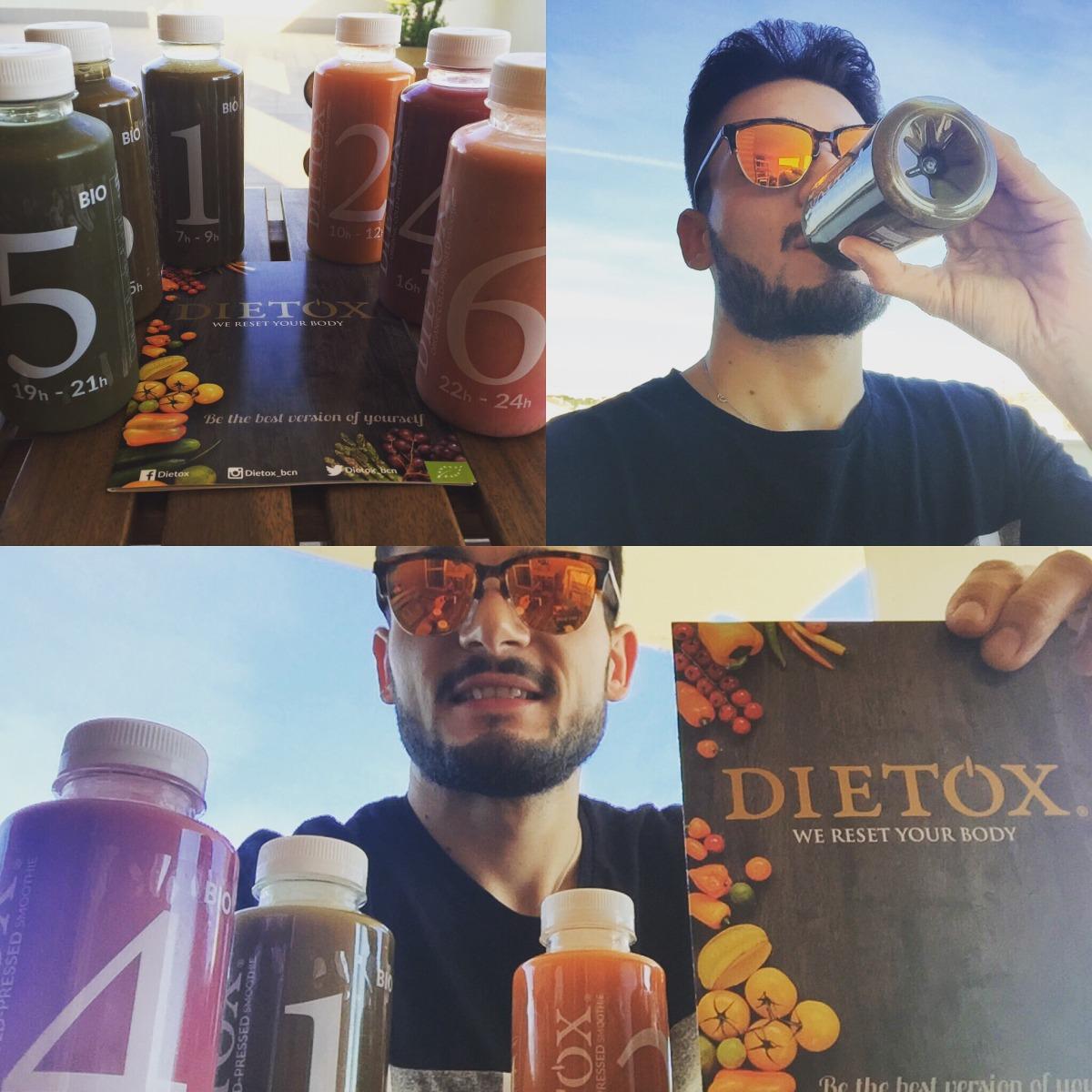 Collaborazione con Dietox